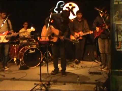 Telegraph - Translucent @ JAMS / FX Music Cafe Jakarta / 24.04.2010