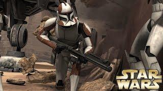 Alle Szenen von Commander Ponds aus Star Wars: The Clone Wars! [Kanon]