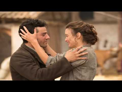 "Love triangle undoes historical epic ""The Promise"""