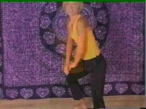 Neigong Exercises with Frank Yurasek & Amanda Partlowe