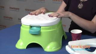 Royal Stepstool Potty from Fisher-Price