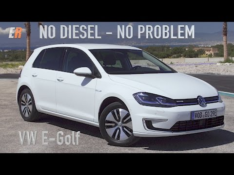 2018 VW E-Golf Review - No Range Anxiety - No Compromises