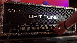Brit-Tone SLO Plus 100W - With Linear Gain Mod