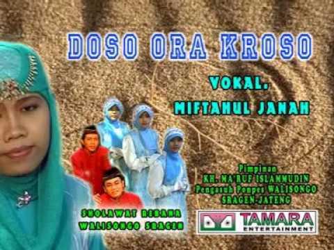 Dosa Ora Kroso - Grup Rebana WALISONGO Sragen