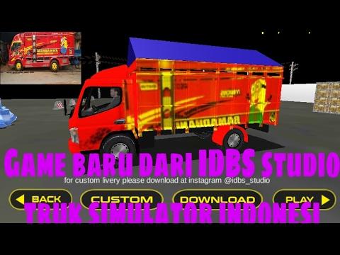 Truk Simulator Indonesia By IDBS Studio
