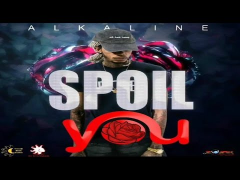 Alkaline - Spoil You (Audio)