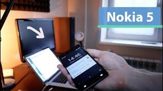 Nokia 5 спустя пол года. Покупать iPhone X?