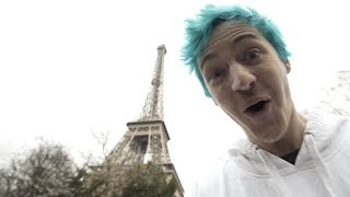 Ninja travels to Europe Vlog!