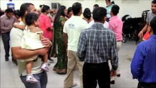 Tel-Aviv Indians Dancing HARRY