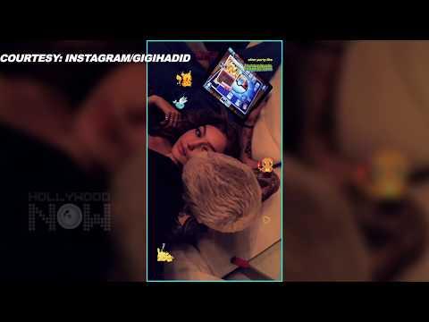Gigi Hadid Zayn Malik ROMANCE CAUGHT On Instagram Mp3