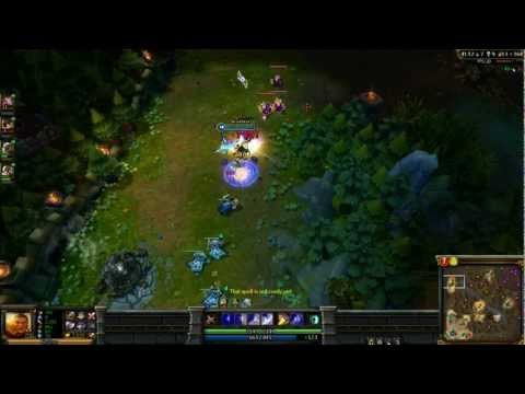 League of Legends Xin Zhao Being a man And a Pirate #2