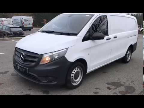 dd1aea648d 2015 65 MERCEDES-BENZ VITO 1.6 111 CDI 1d 114 BHP - YouTube