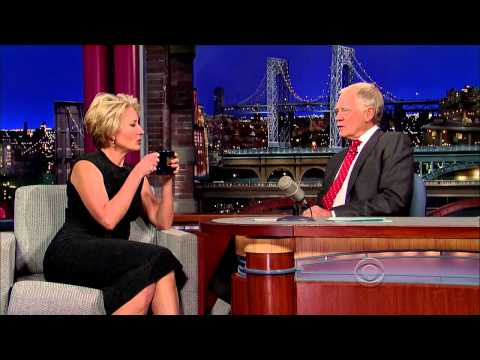 Emma Thompson on David Letterman  December 11 2013  Full