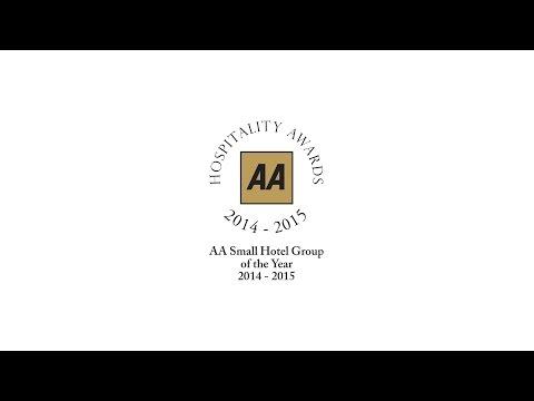 Eden Hotel Collection AA Award Video