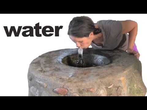 How to Say WATER -- American English Pronunciation