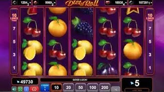 DICE & ROLL online free slot SLOTSCOCKTAIL egt