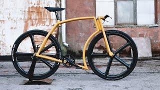 The Viks GT lamborghini bike by velonia bicycles