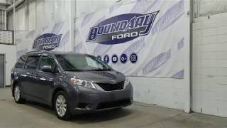 Pre-owned 2012 Toyota Sienna LE W/ 3.5L, Cloth Overview | Boundary Ford