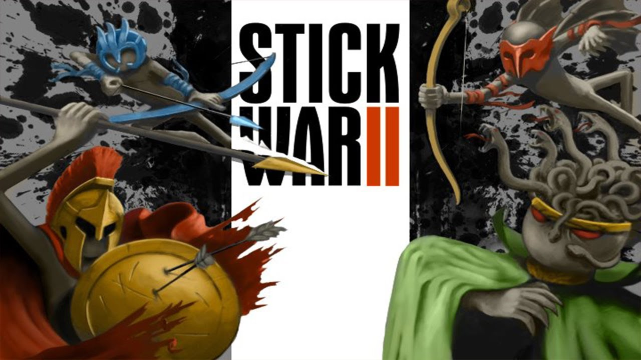 Stick War 2 Gameplay Eleventh battle HD Eclipsors YouTube