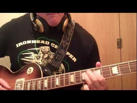 BF#BEG#C# Tuning solo on Gibson Les Paul.mp4