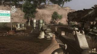 Far Cry 2 Gameplay [Ultra High Settings]