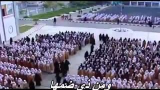 اوبريت فوق هام الرؤوس للقائد علي عبدالله صالح وللملك عبدالله وحكومته