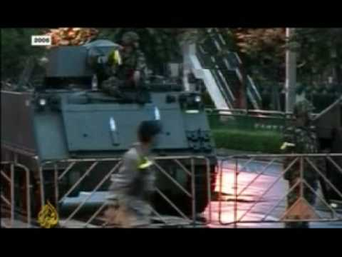 Political turmoil continues in Thailand - 08 Apr 09