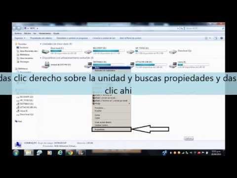 corregir Error 0x80070057:El parámetro no es  correcto en memoria o alguna unidad