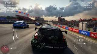 GRID Autosport PC Gameplay *HD* 1080P Max Settings