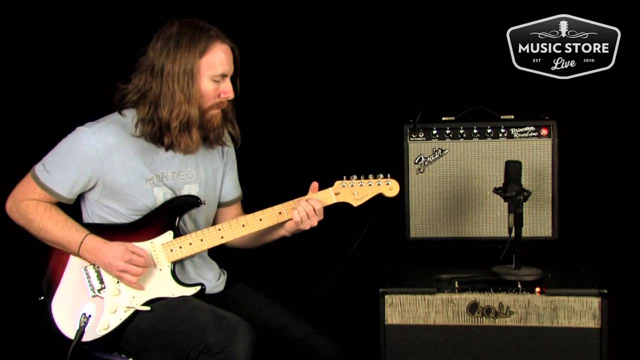 Fender American Standard Stratocaster HSS Tone Review and Demo - YouTube