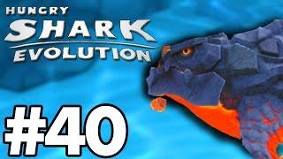 POWERFUL NEW BABY Sharks...!!! | Hungry Shark Evolution Update | Hungry Shark Evolution Part 40