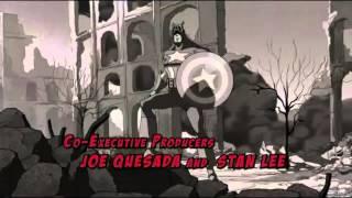 Private Eye y Los Vengadores: Los Héroes Más Poderosos del Planeta