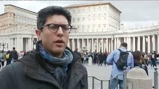 ITV Iacopo Scaramuzzi : la délicate démission du Cardinal Barbarin pour le pape