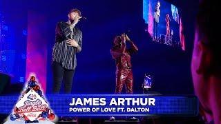 Baixar James Arthur - 'Power Of Love' FT. Dalton (Live at Capital's Jingle Bell Ball 2018)