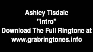 Ashley Tisdale - Intro *** HIGH QUALITY ***