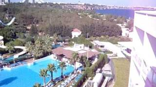 Hillside Su Hotel Antalya Video(Juli 2008., 2008-11-12T18:59:18.000Z)