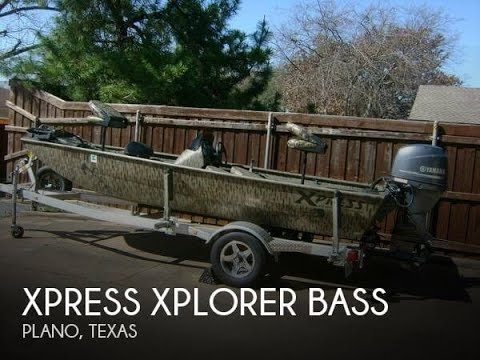 [unavailable]-used-2013-xpress-xplorer-bass-in-plano,-texas