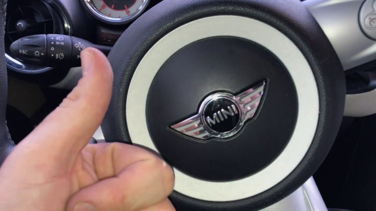 How To Start A Mini Cooper Bmw Mini Starting Diy Youtube