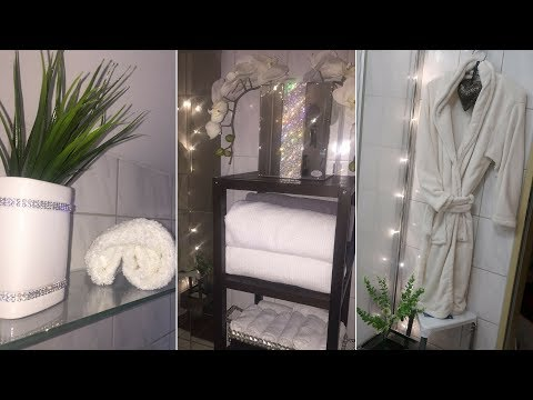 SPA BATHROOM MAKEOVER | BEFORE & AFTER