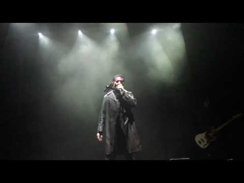 Marilyn Manson Disposable Teens Live @ Palats Sportu, Kiev, Ukraine 02/08/2017 [HD Audio]