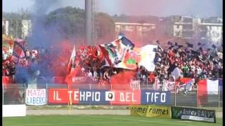 Aquila Montevarchi-Fortis Juventus 1-1 Eccellenza Girone B
