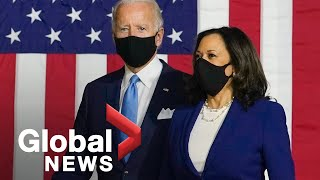 Biden-Harris 2020: Will Americans elect their first female vice-president?