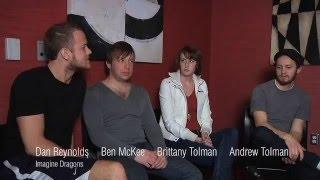 Imagine Dragons: 2010 Interview.