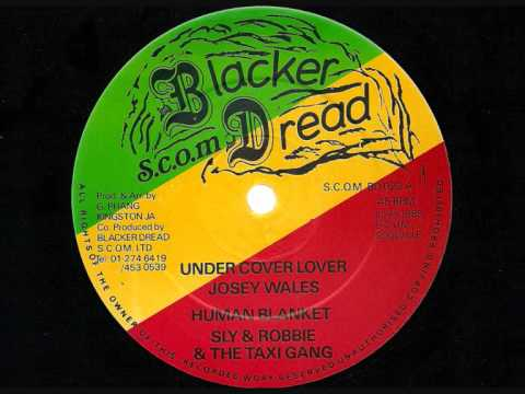 "JOSIE WALES - Under Cover Lover + Version (Sly & Robbie)' - Blacker Dread 12"" 1985"