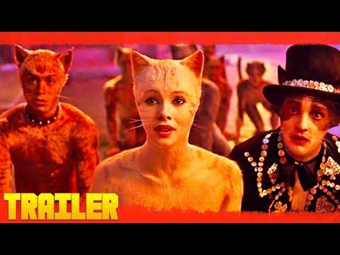 Cats (2019) Primer Tráiler Oficial Español