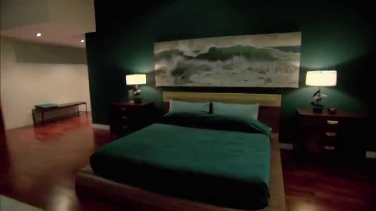 christian grey bedroom