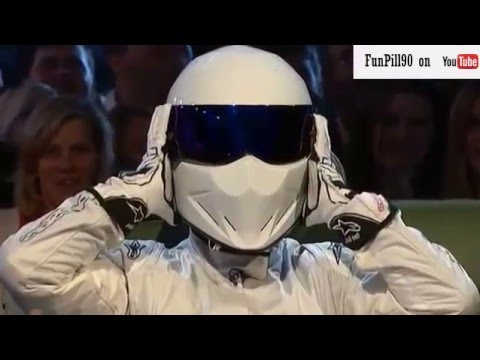 The Stig Is Revealed  Topgear Butt