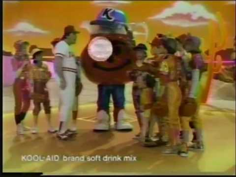 Pete Rose Kool-Aid Commercial (1986)