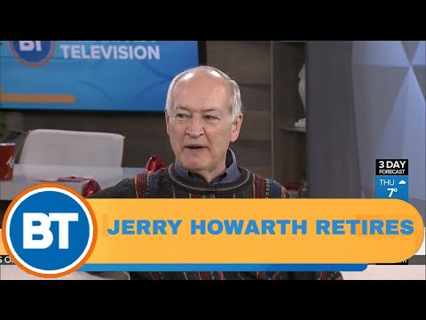 Legendary Jays broadcaster Jerry Howarth on his retirement