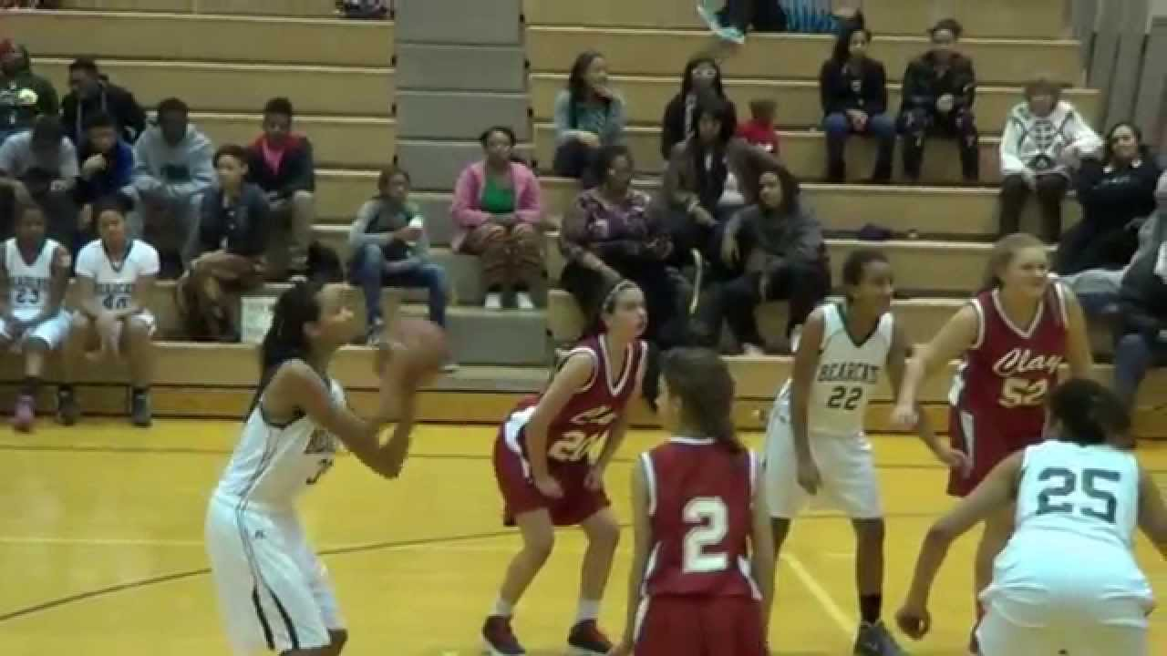 zyona damn good 14 year old basketball player youtube